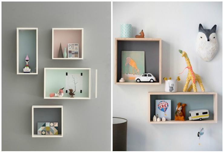 Ideas para estanterias gallery of ideas para decorar con - Ideas para estanterias ...