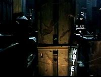 le film noir, expressiv