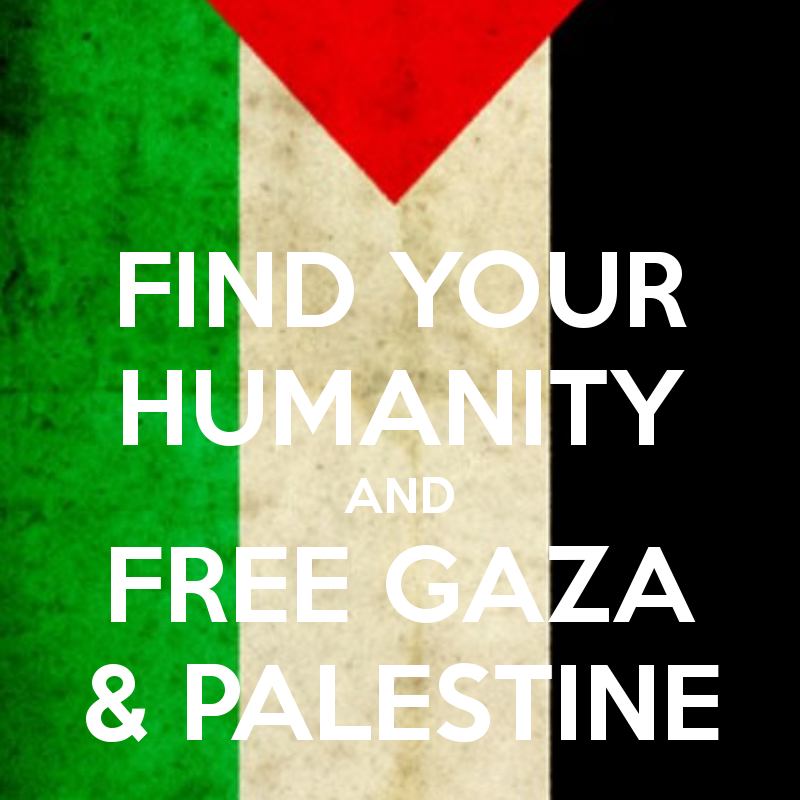 Save free gaza palestine