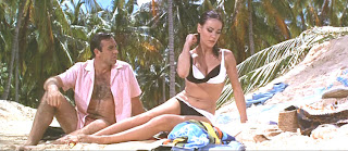Thunderball is the fourth film in the James Bond Series.