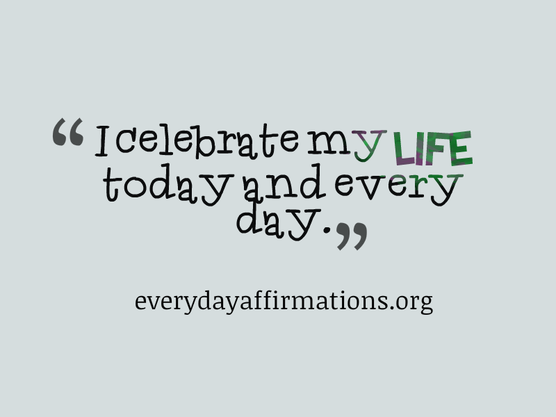Affirmations for a Good Life14