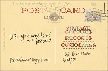 Postcard Limited