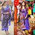 Nayantara Floral Chiffon Salwar