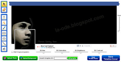 Triangle Blog: Cara Membuat Facebook Timeline (Sampul Facebook) Unik