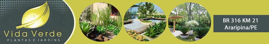 Verde Vida Plantas e Jardins