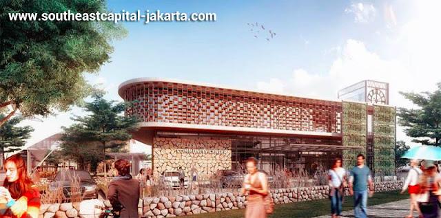 Kantor Marketing Gallery Southeast Capital Jakarta