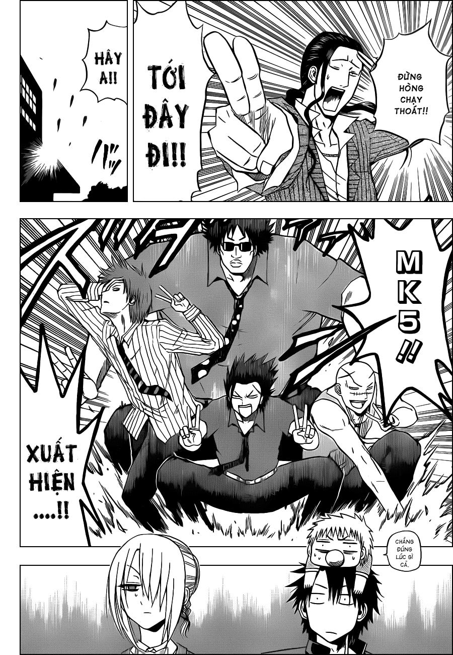 Vua Quỷ - Beelzebub tap 111 - 15