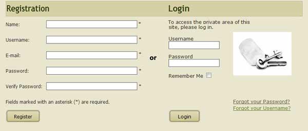 HTML Code For Registration Form | HTML Tips & Tricks