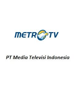 Lowongan Kerja MetroTV