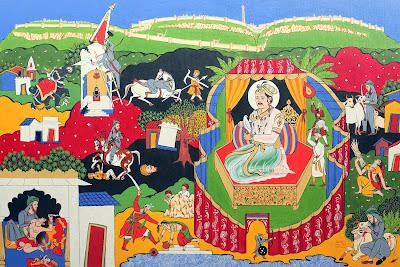 जहां हिंदुओं ने प्रतिरोध किया, वहाँ न तो गाजियों की अधिक चली और न अल्लाह की।