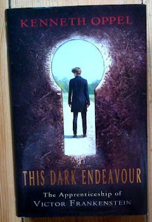 Cover by This Dark Endeavour by Kenneth Oppel