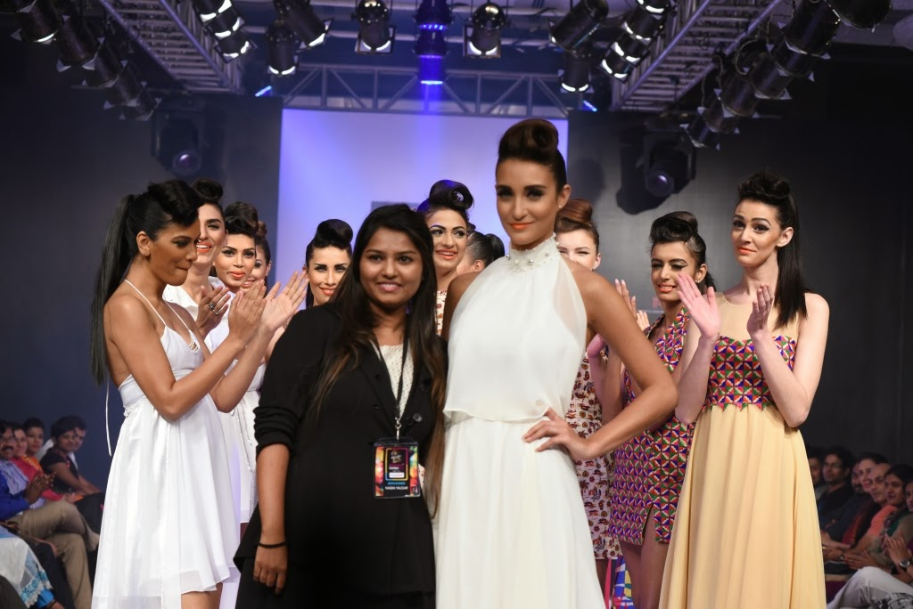 Blenders Pride Bangalore Fashion Week : DAY 1 Highlights image
