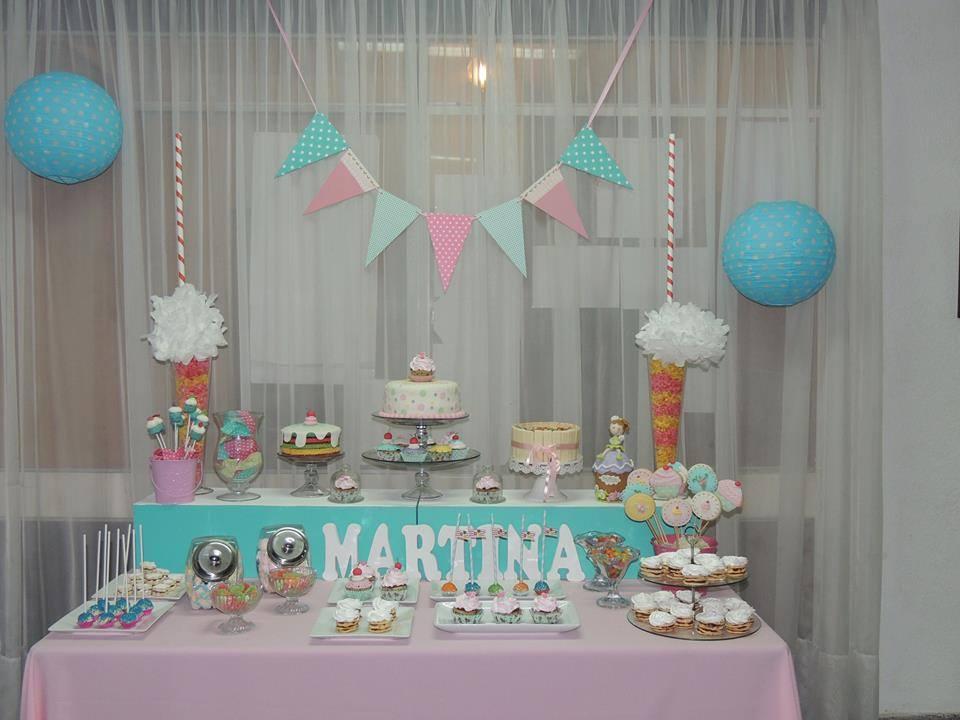 Mesa Dolce Amore para Martina