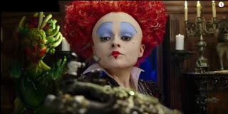 Alice Through The Looking Glass Trailer, movie, movie trailer