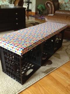 http://afirstgradejourney.blogspot.ca/2012/07/diy-crate-bench.html