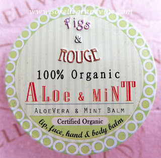Figs & Rouge Aloe and Mint Balm