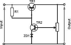 """Cara Kerja Regulator Transistor """"Untuk Perlu Diketahui"""""""