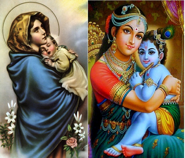 Memoirs of the solicitous stroller !: Christ and Krishna - Is it NOT ...