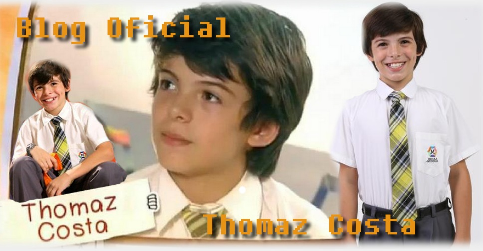 Blog Oficial Thomaz Costa