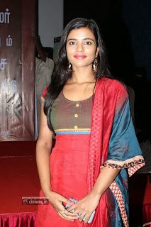 Aiswarya-Rajesh-Stills-at-Rummy-Press-Meet