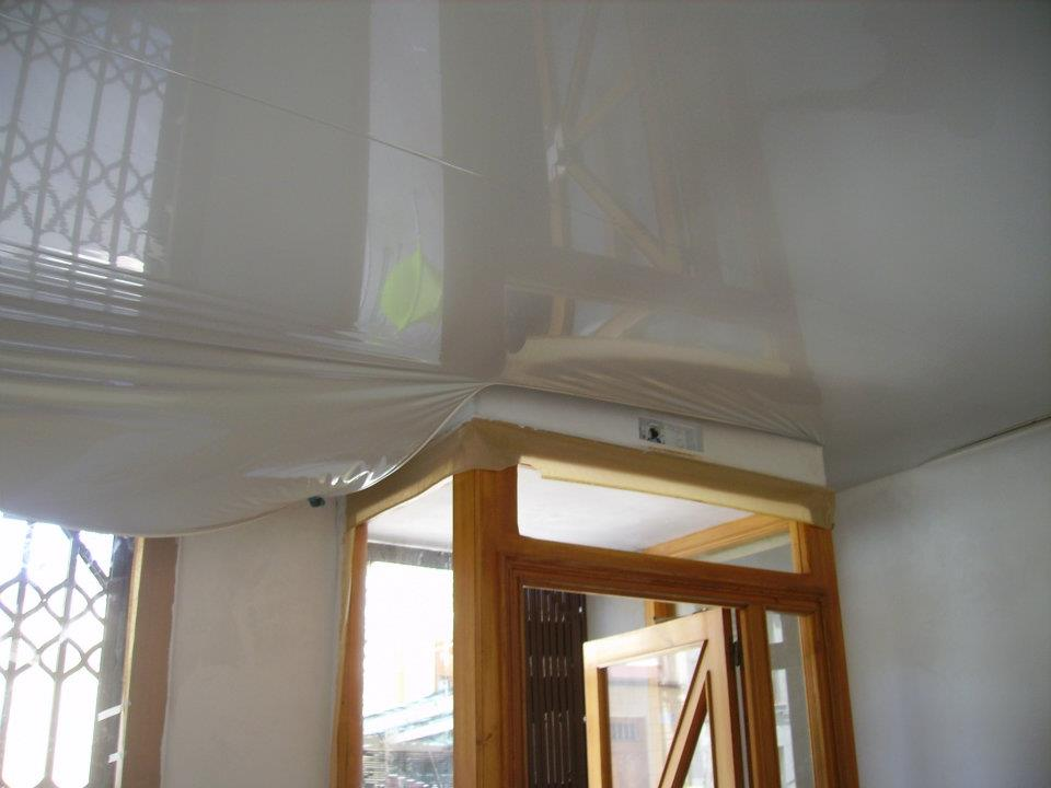 Techos de tela fabulous techos tela y tejas asflticas - Telas para techos ...