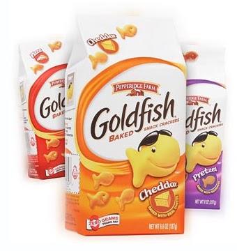 Coupons goldfish