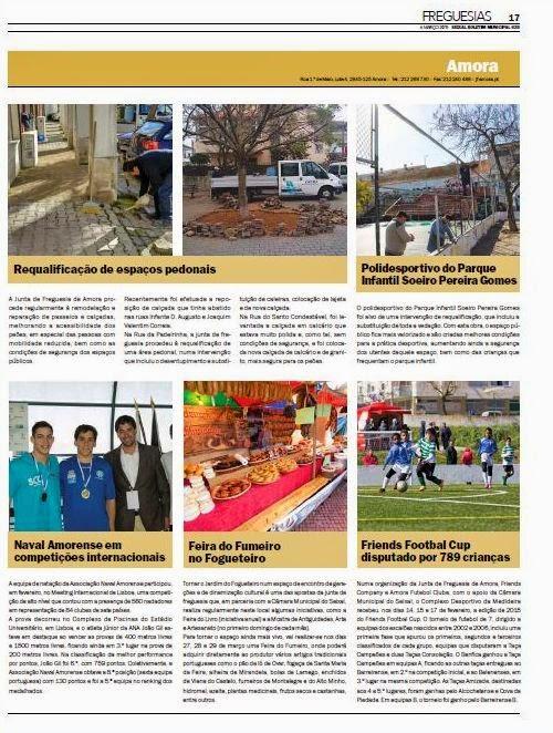 BOLETIM MUNICIPAL SEIXAL nº 635 de 06 Março de 2015