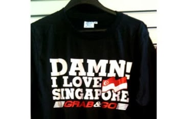 Damn! I Love Singapore