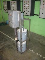 pelatihan plc miniatur tower air