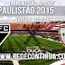 São Paulo x Portuguesa - 22hs - 08/04/15 - Paulistão 2015
