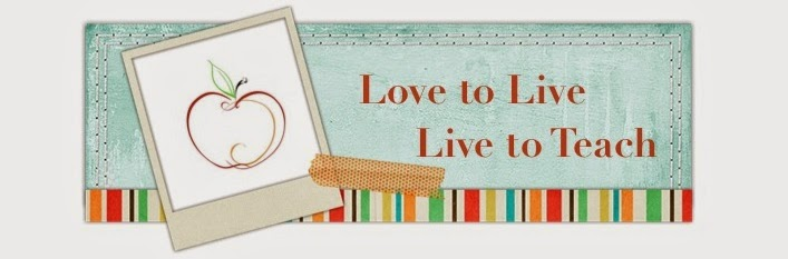 Love to Live, Live to Teach