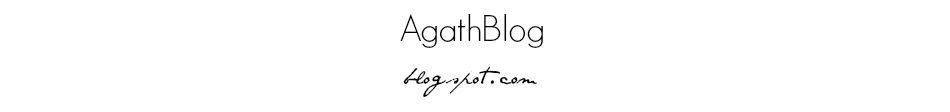 AgathBlog