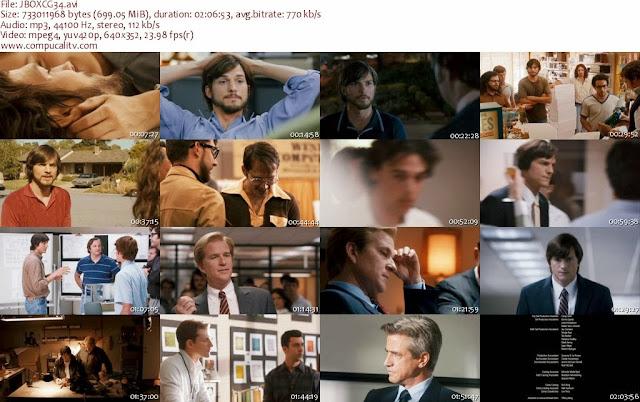jOBS DVDRip Latino