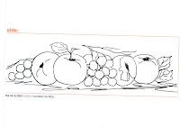 risco uvas roxas com nectarinas