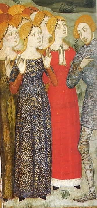 Siglo XIV Medievo