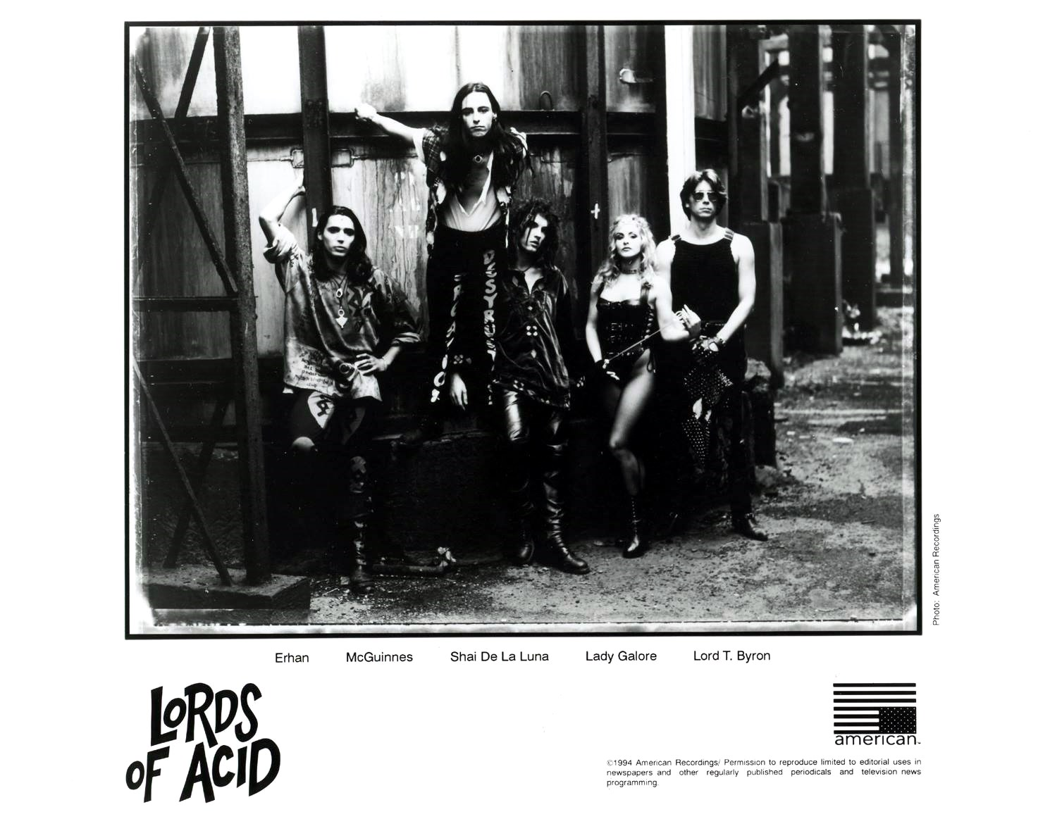 Lords of acid little mighty rabbit