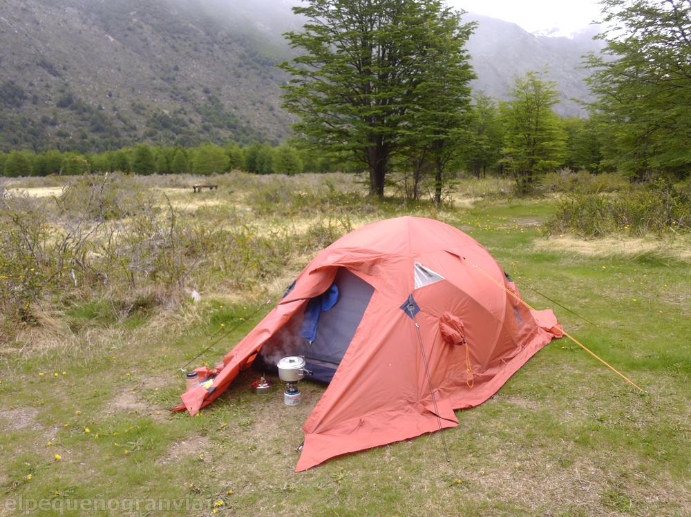 Parque Nacional Torres del Paine, Dickson,