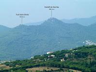 Zoom al Castell de Burriac