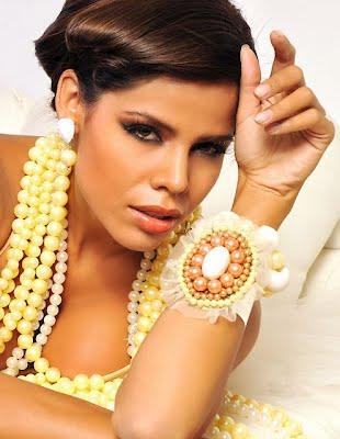 Miss Bolivia 2012 2013 Litoral Loana Daher