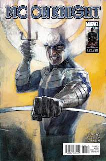 Moon Knight #3 - 365 Days of Comics
