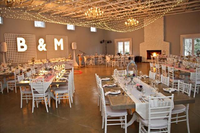Megan & Brett's Wedding Design