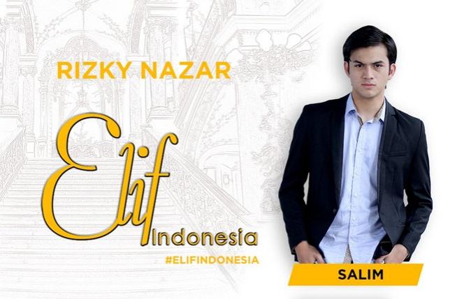 Biodata dan Foto Rizky Nazar Elif Indonesia