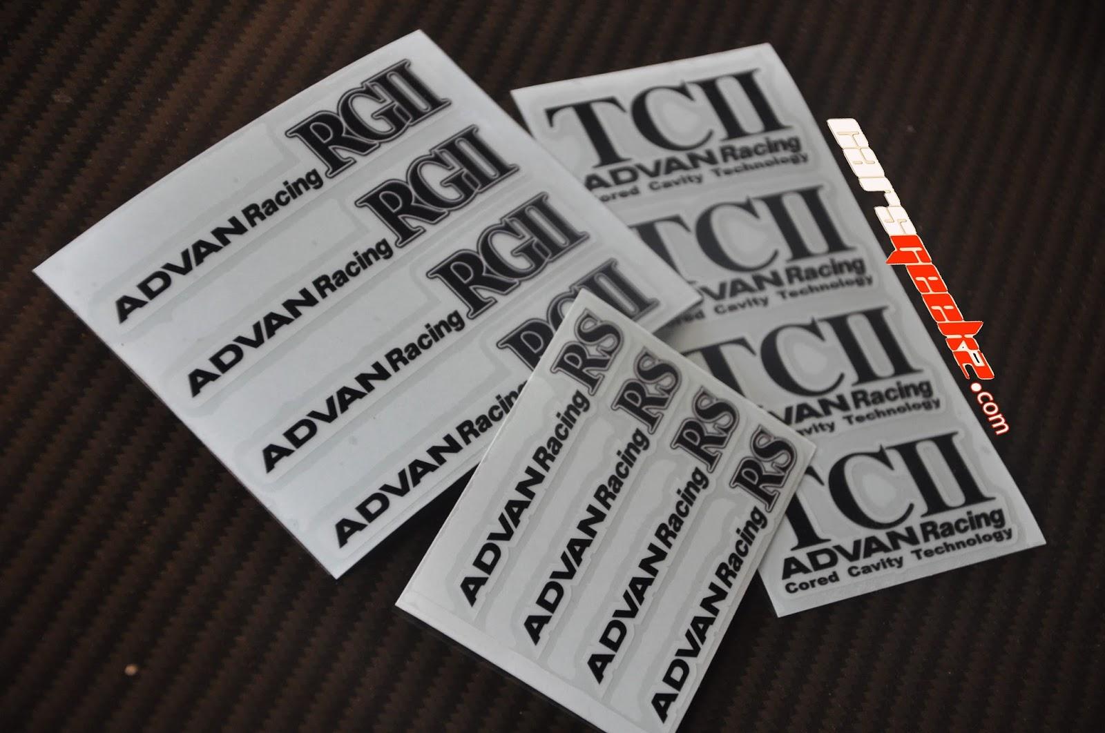 Advan Racing RS vinyl RSD