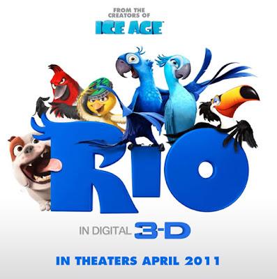 Rio film poster