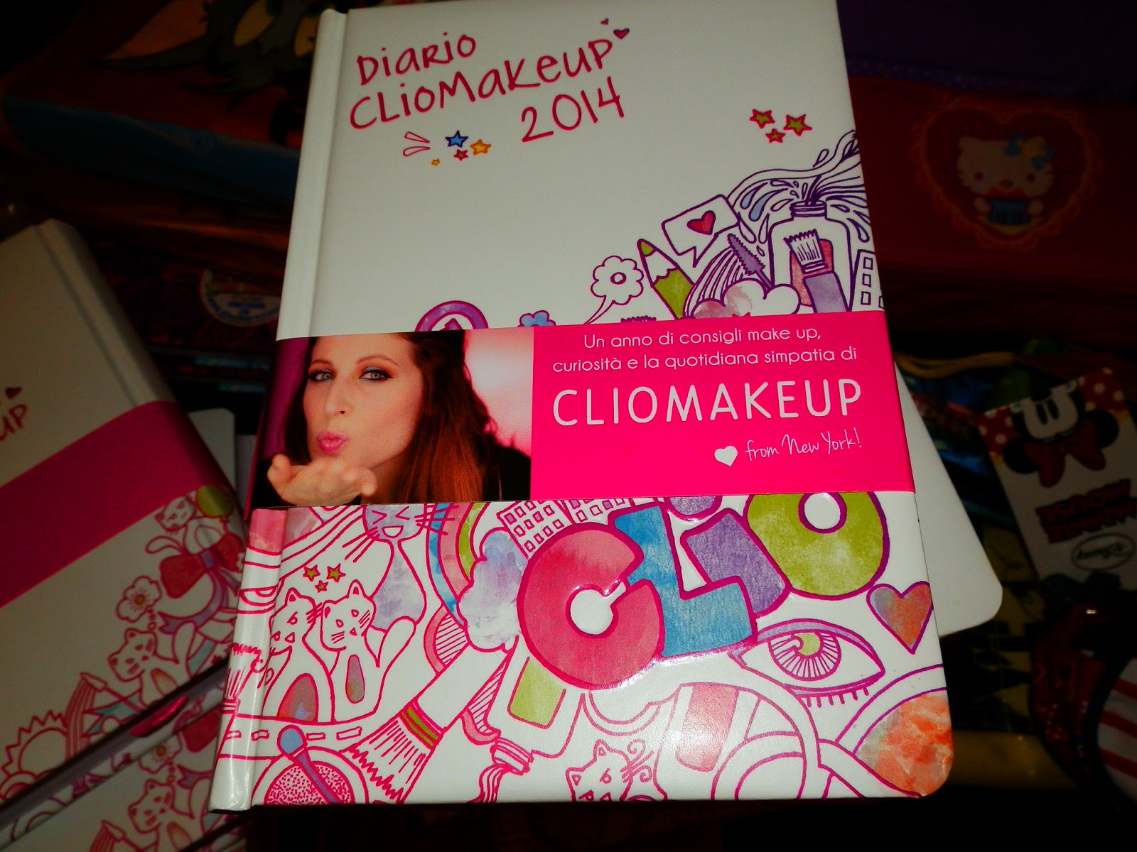 Libreria saint etienne cliomakeup il diario agenda for Decorazione be u