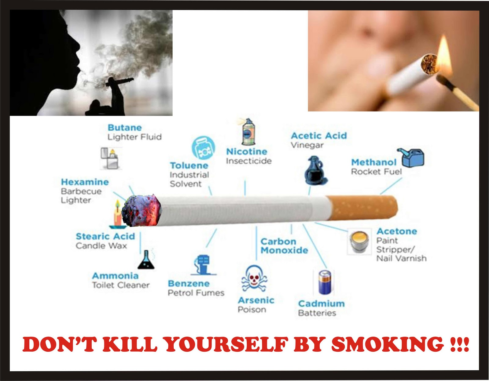 essay on dangers of smoking Cause and effect of smoking essayswe learn and are taught about the dangers of smoking as young children we hear about it on television, radio and in print it's all around us and completely unavoidable just about everyone knows someone who has died from a smoking related disease and not.