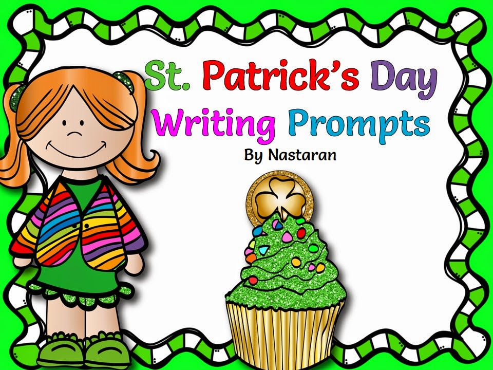 st patricks day writing prompts
