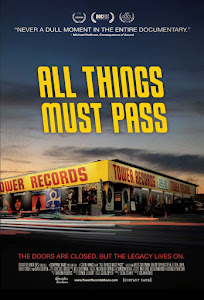 All Things Must Pass: The Rise and Fall of Tower Records Poster