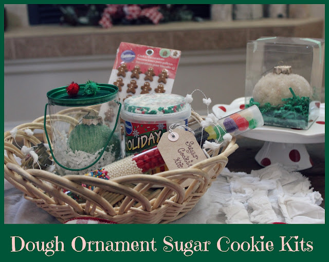 Sugar Cookie Kit is the perfect holiday gift this season! Featured on Design Dazzle