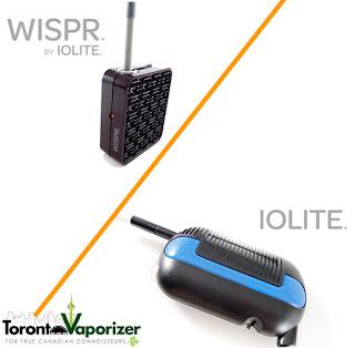 IOLITE and WISPR Vaporizer